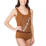 Star Wars Chewbacca Underoos || Great Womens Gift - PJs or Cosplay || - huronshop1