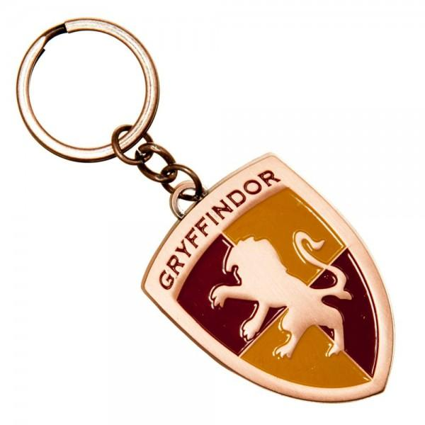 Harry Potter Gryffindor Keychain || Great Gift Item or Stocking Stuffer! || - huronshop1