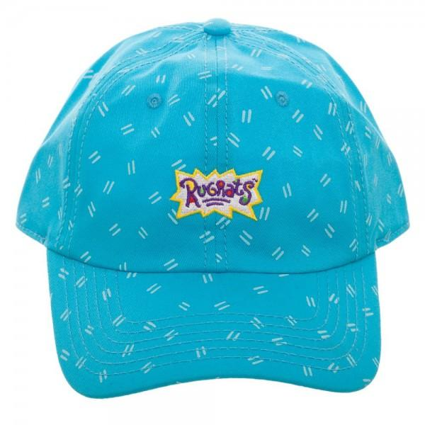 NIckelodeon Rugrats Adjustable Hat || Colorful 90s Cartoon / Nick Hat || - huronshop1