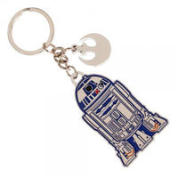 Star Wars R2D2 Keychain || Simple Small Gift for Guys! || - huronshop1