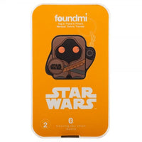 Star Wars Jawa Foundmi 2.0 || Bluetooth Item | Keys | Electronics Locator || Great Tech Star Wars Gfit! || - huronshop1