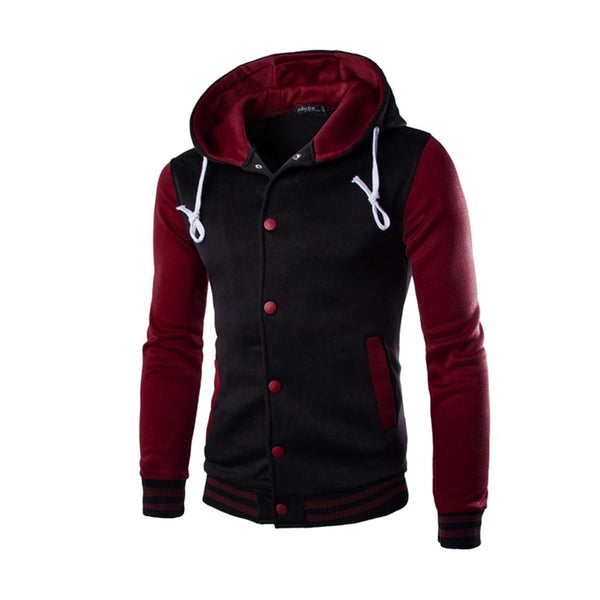 Mens Hooded Jacket by Northwest Apparel - huronshop1