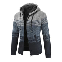 Mens Knitted Hoodie by Northwest Apparel | fashio - huronshop1