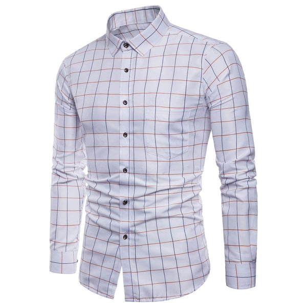 Mens Oxford Dress Shirt by Northwest Apparel - huronshop1