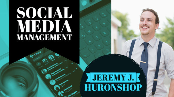 Professional US Social Media Management || Experience Content Writer, Adobe Graphics and More! || - huronshop1