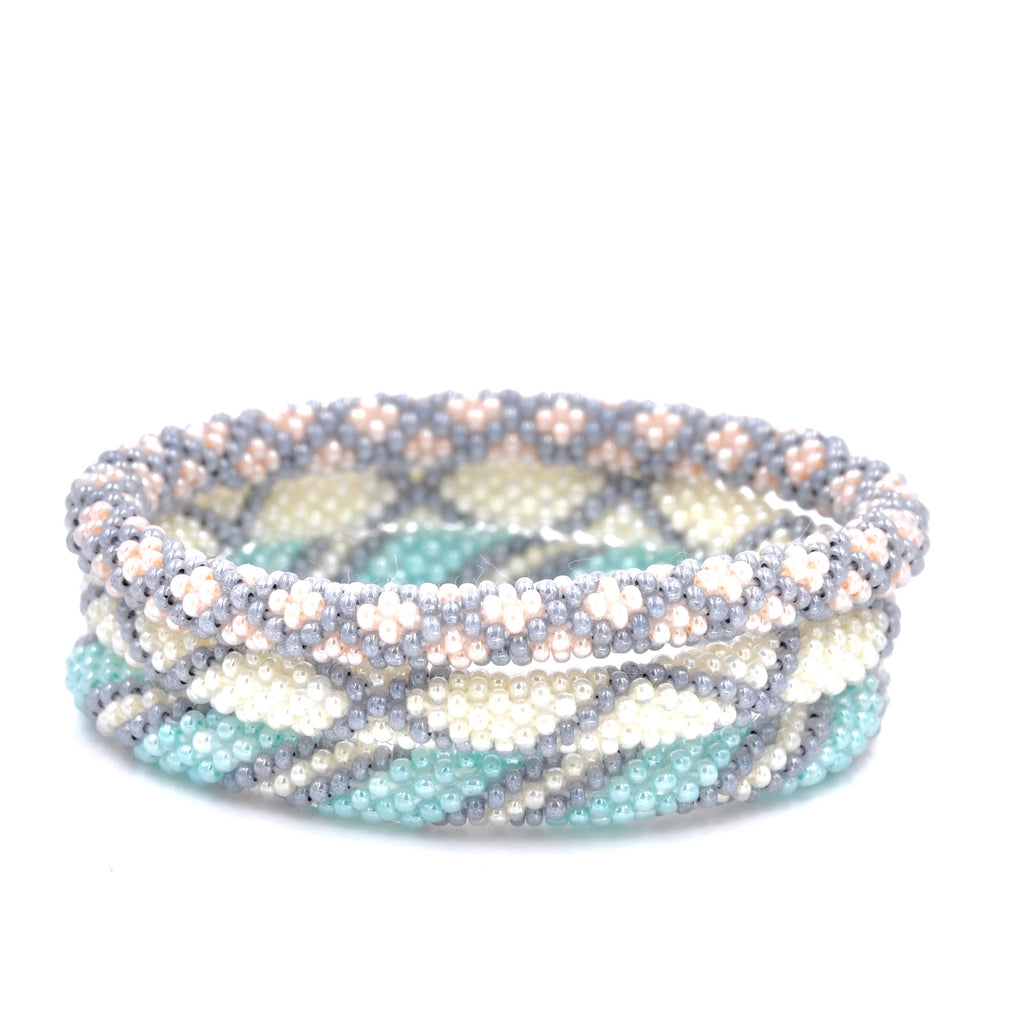 Nepal Armband 3/SET - Fluffy Clouds