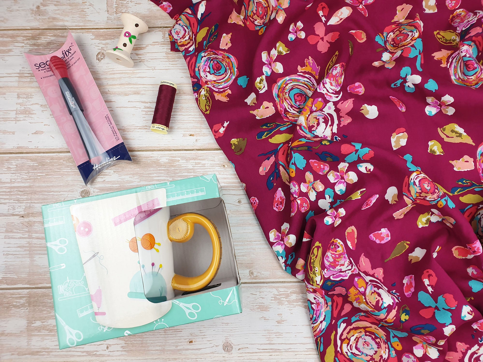 Sewing subscription box UK