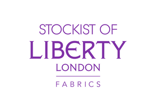 Liberty London cotton fabric inside sewing subscription box Sewjo Box