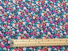 Load image into Gallery viewer, Posy Blaze 100% premium rayon by AGF Studio - Per metre
