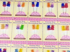gummy bear pins