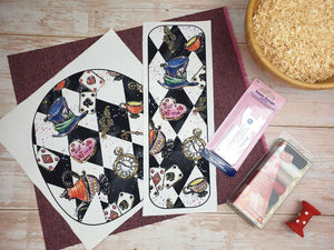 Sewing subscription box project kit