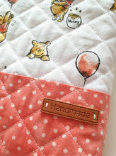 Load image into Gallery viewer, Coral dot 100% cotton print per metre