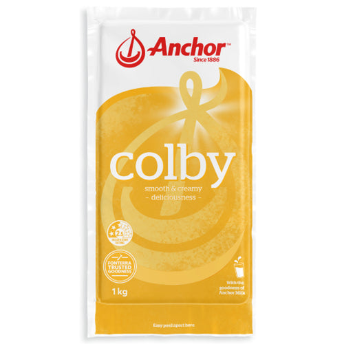 Cheese - Anchor Colby