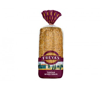 Freya's Tuscan Mixed Grain Toast