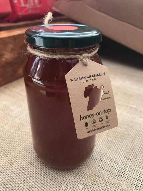 Honey (Waitahanui) 1ltr