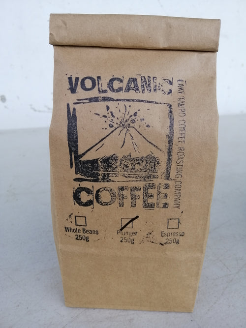 Coffee Volcanic (plunger) 250g
