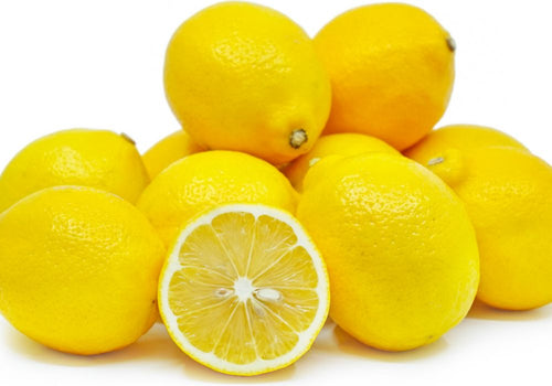 Lemons Large Juicy Spray Free