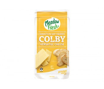 Cheese - Meadow Fresh Colby