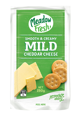Cheese - Meadow Fresh Mild