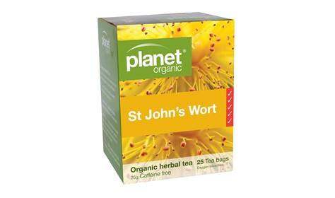 St Johns Wort Tea 25 Bag
