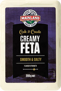 Feta Cheese - Mainland 200g