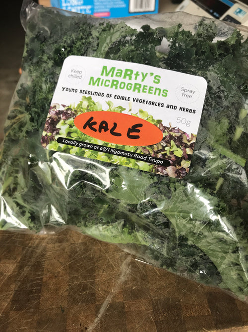 Kale - 100g (Locally Grown)