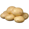 Potatoes White Washed 1kg
