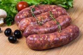 Sausages (6 each)
