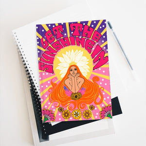 Let The Sunshine In Journal