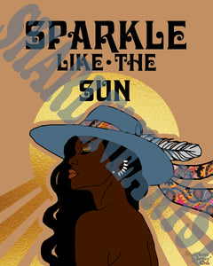 Sparkle Like the Sun