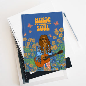 Music To My Soul Journal