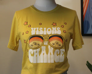 Visions of Change T-shirt