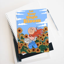 Load image into Gallery viewer, Let Your Magic Bloom Journal
