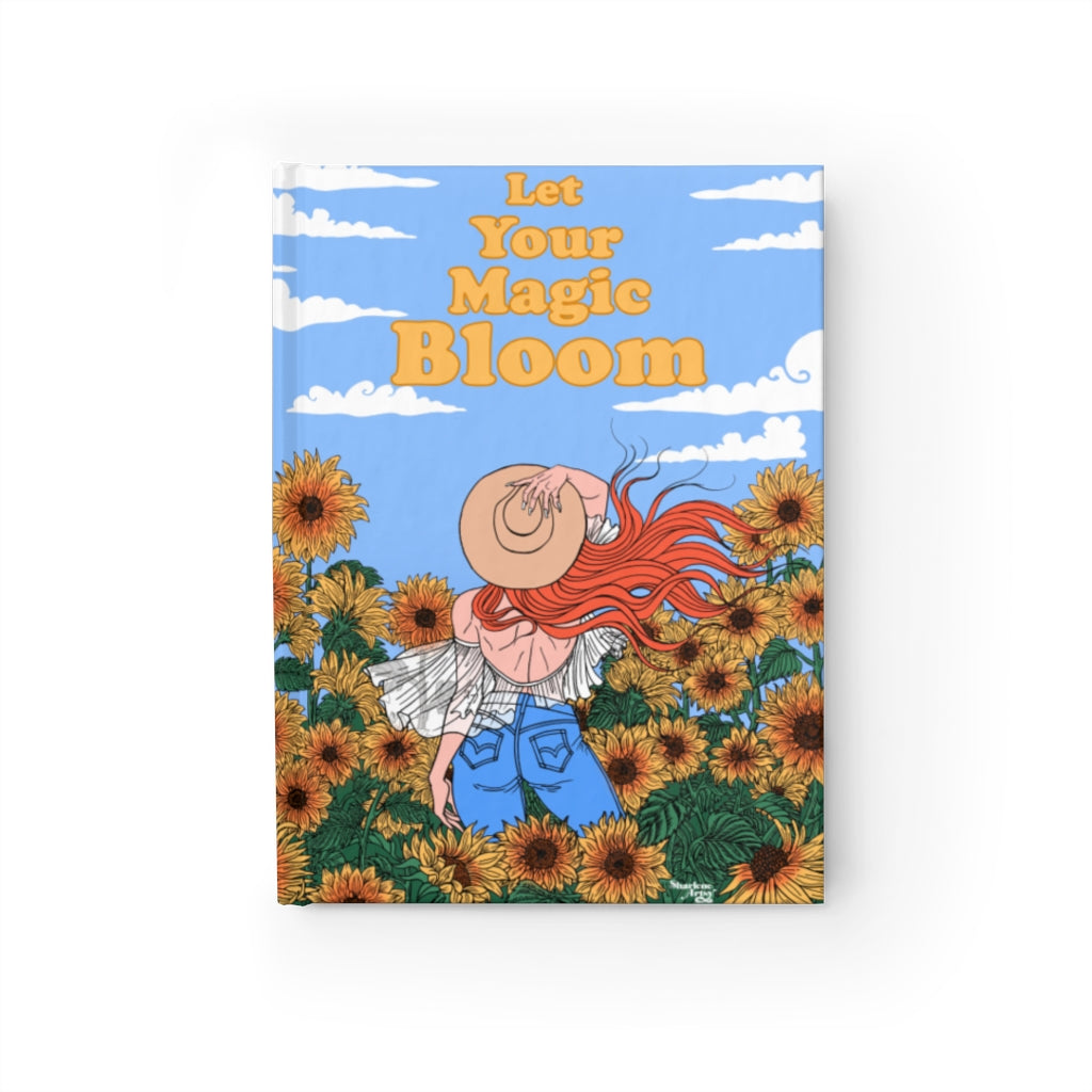 Let Your Magic Bloom Journal