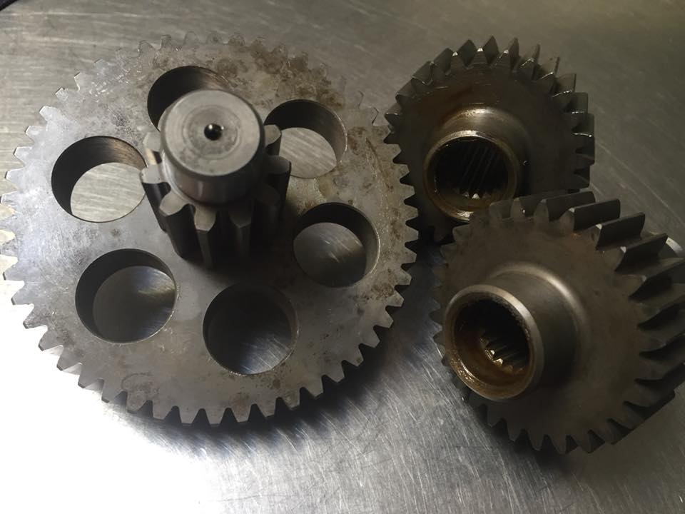 Gear Ratio Upgrade Twn Motor