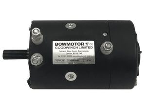 Bow 1 Winch Motor 5.6hp - 12 and 24 Volt