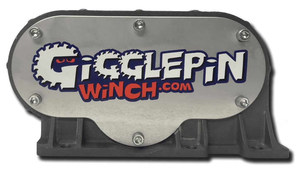 Gigglepin Twin Motor Top Housing for Warn 8274 & GP Winches