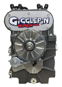 ON SALE! Gigglepin GP100 Twin Motor Winch with Bow 2 Motors with Motor Brake System