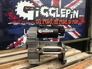 Gigglepin GP25 Complete Single Motor Recreational Winch