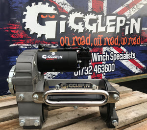 Gigglepin GP50 Complete Single  Motor Competition Winch - Free Shipping