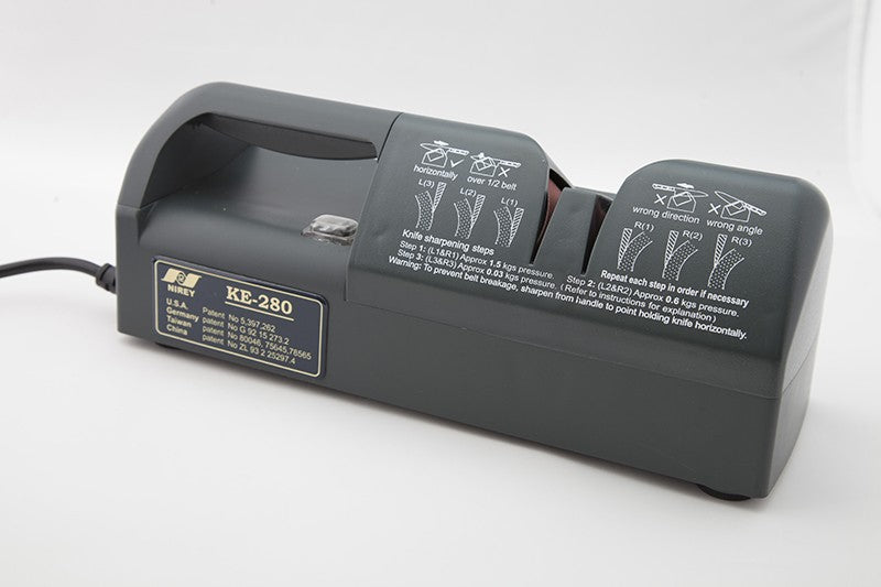 Nirey KE280 - Commercial Electric Knife Sharpener