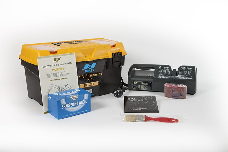 Nirey KE280 - Commercial Kit Electric Knife Sharpener