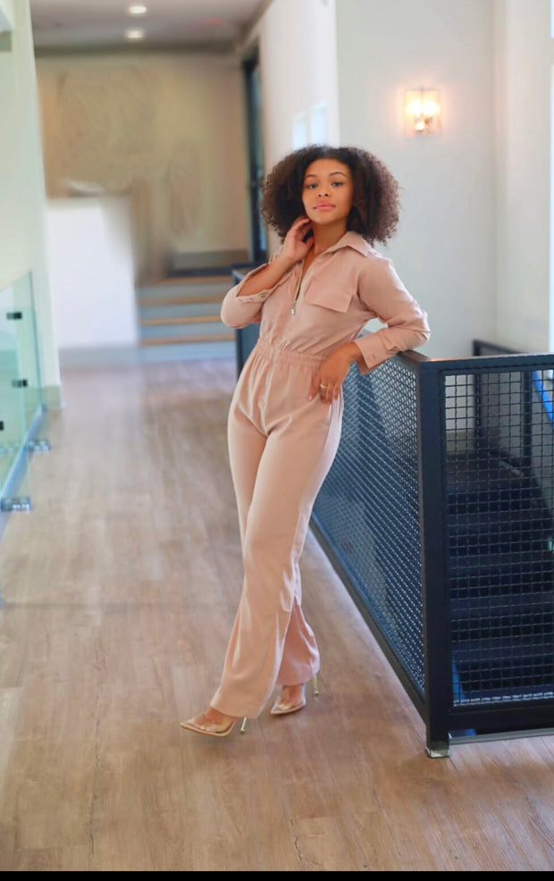 Lush Utility Jumpsuit - Modern Ruth