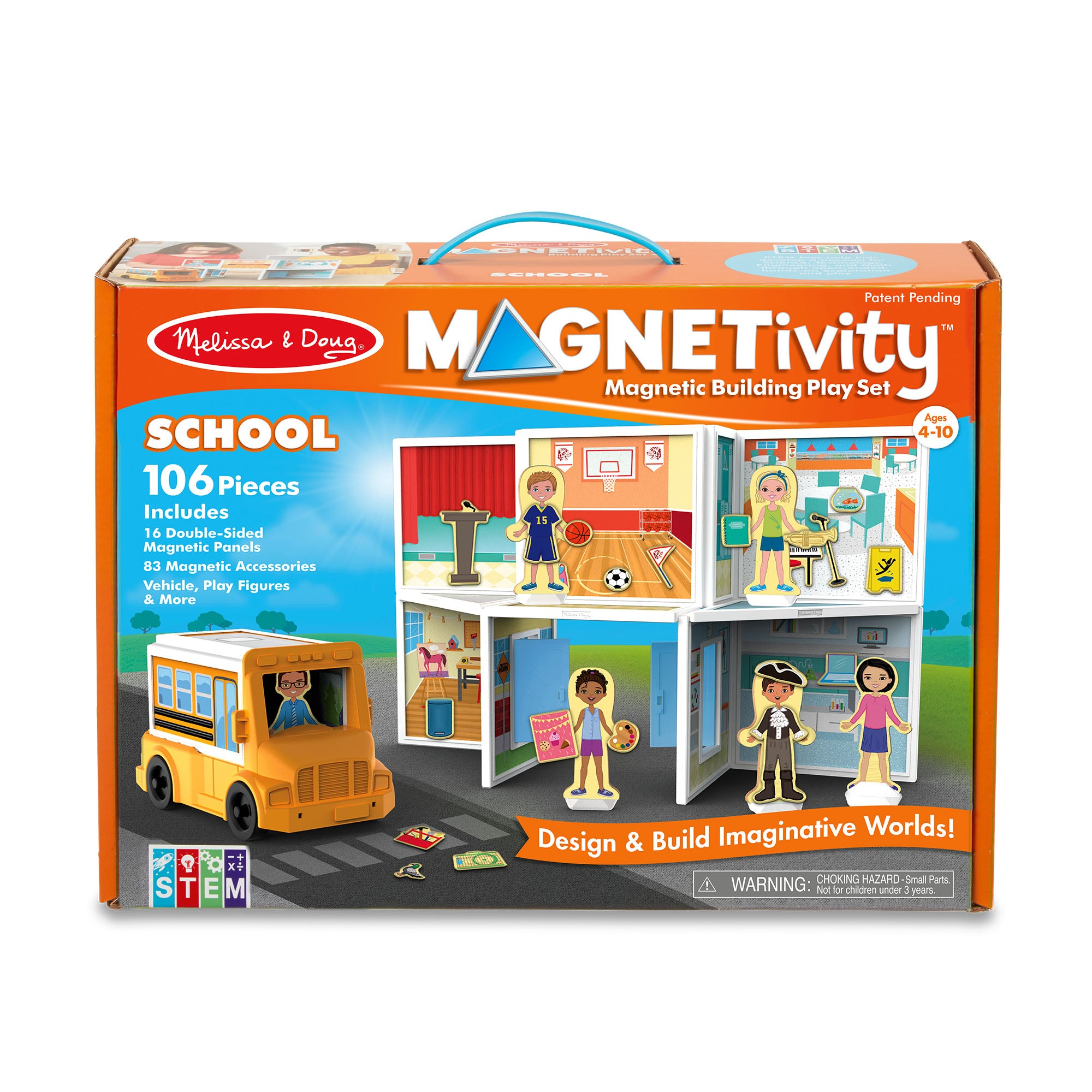 Magnetivity - School
