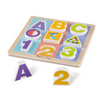 ABC 123 Chunky Puzzle