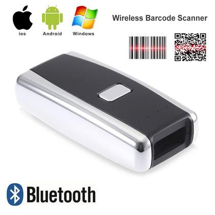 Mini Bluetooth Bar Code Scanner