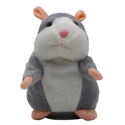 New Talking Hamster Mouse Pet Plush Toy