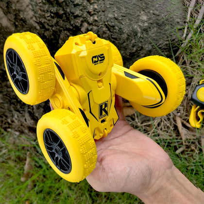 High Speed RC Stunt Car