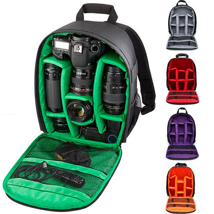 Waterproof SLR Backpack