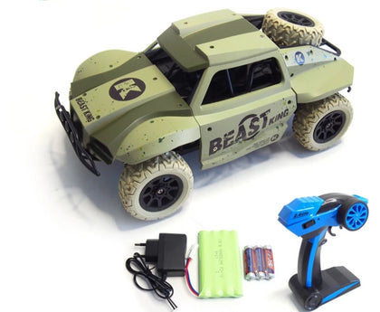 High Speed RC Car